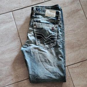 "Buffalo Brand ""Gobe"" style 30/32 Mens Jeans"